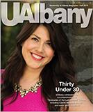 Fall 2014 UAlbany Magazine Online Now