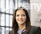View Spring 2015 UAlbany Magazine Online